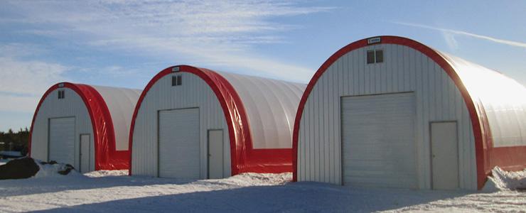Norseman Structures & Norseman Structures - Mistik North Building Supplies